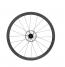Knight Composites 35W-Dt Swiss 240s Carbon Tubular Cx Disc Wheelset- 700c Black