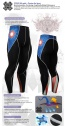 Fixgear Baselayer Compression Pants Tights P2L-37-USG