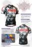 Fixgear Bicycle Cycling Mens Jersey Short Sleeves CS2402