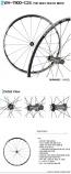 Shimano WH-7900-C24-L road bike wheelset dura ace